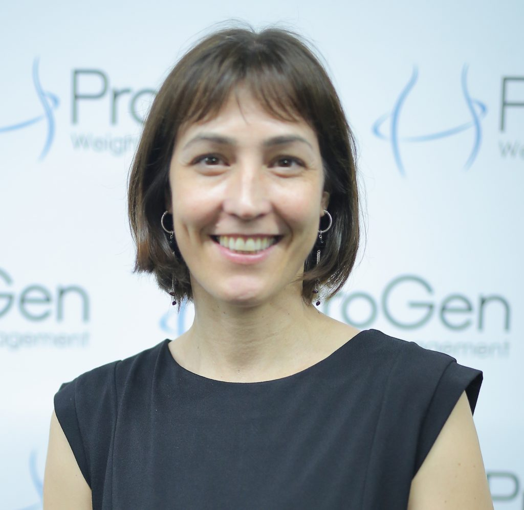 Noemi Gil is one of the Founding Partner of ProGen Weight Management